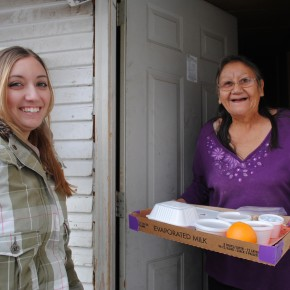 Meals on Wheels Program