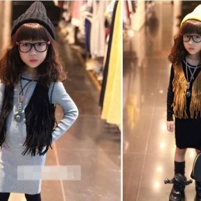 Fringe Kids Spring Fashion Trend 16
