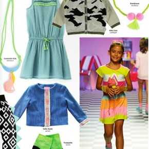Lite Brite Kids Spring Fashion Trend