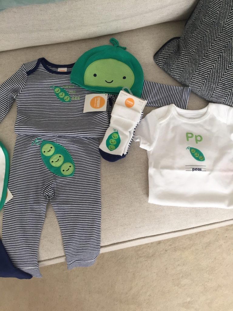 Gymboree Newborn Essentials