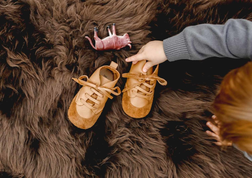 Birds of Nature – kids shoes