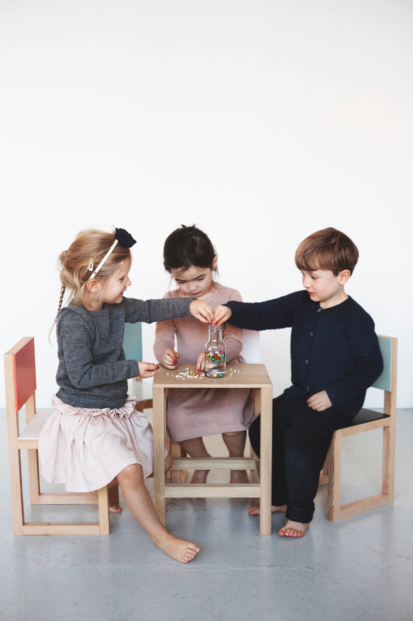 SEPTEMBERS – knits and furniture for kids