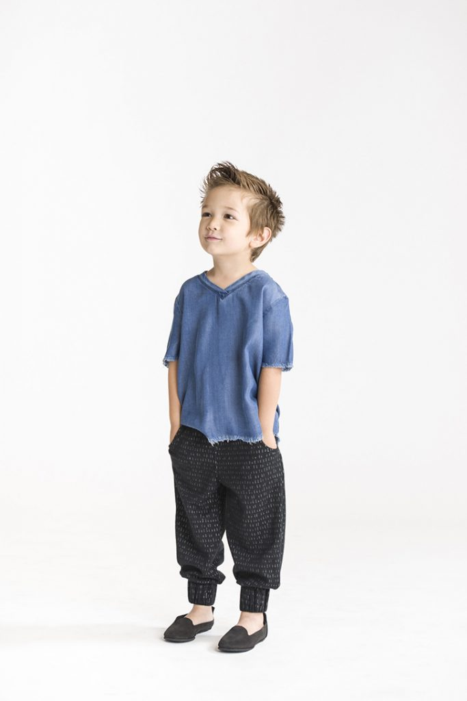 OMAMImini SS17: Clothes for Boys