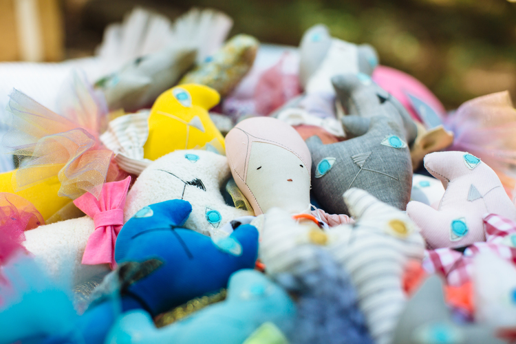 hand-made toys